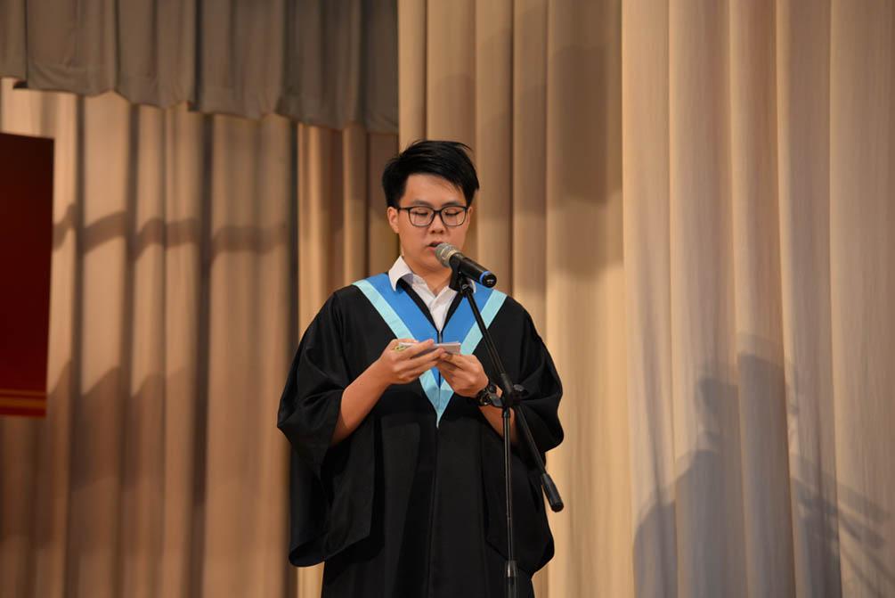 潮州會館中學的第三十屆畢業典禮相片集 (26/05/2018)相片10