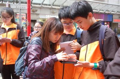 潮州會館中學的 生活與社會科《旺角美食一條街 - 社區考察》 (25/01/2018) 相片3