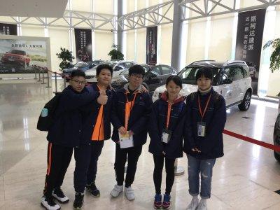 潮州會館中學的中二級上海學習之旅 (20至23/03/2018)相片10
