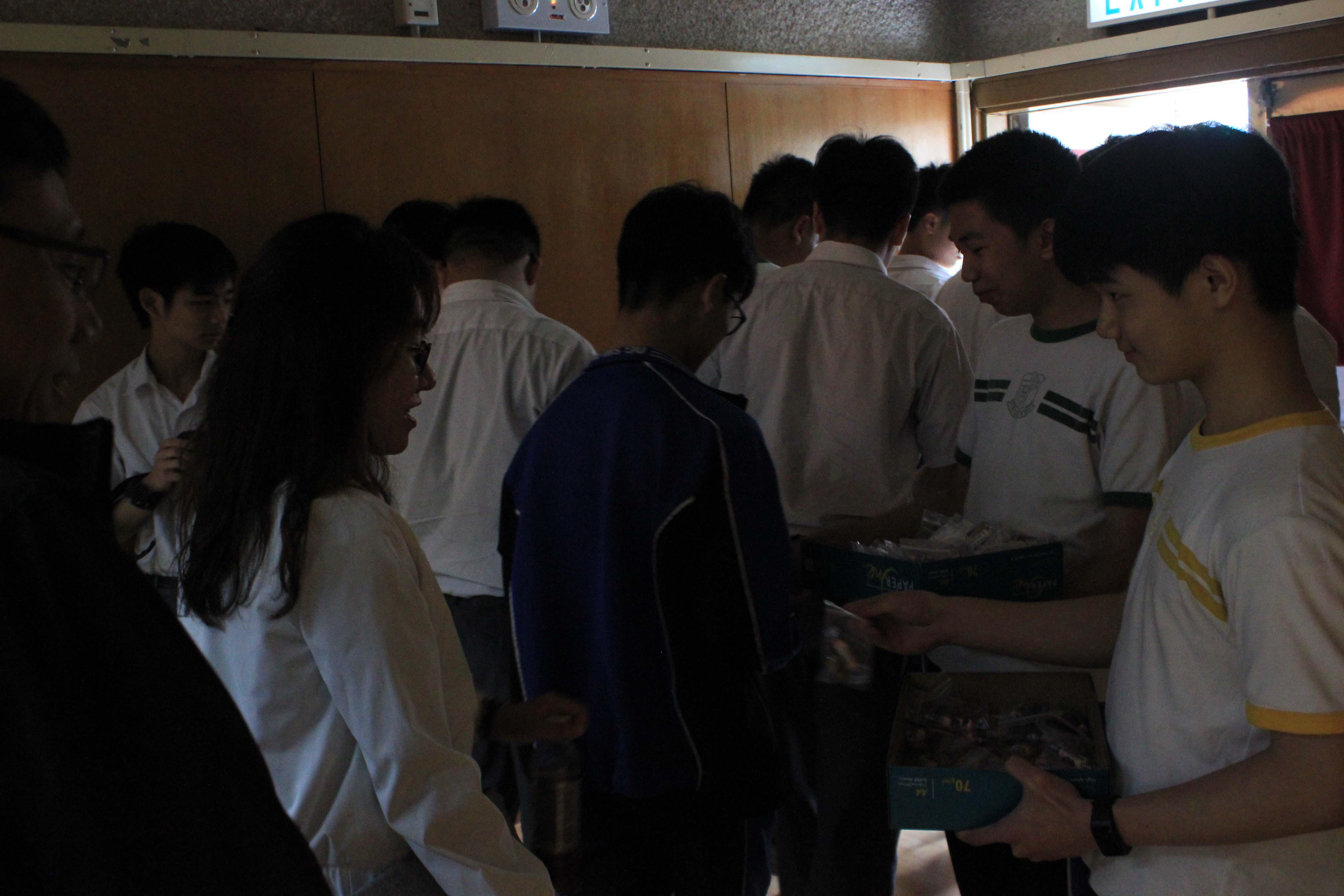 天主教慈幼會伍少梅中學的「中巴經濟走廊」高峰會活動相片11