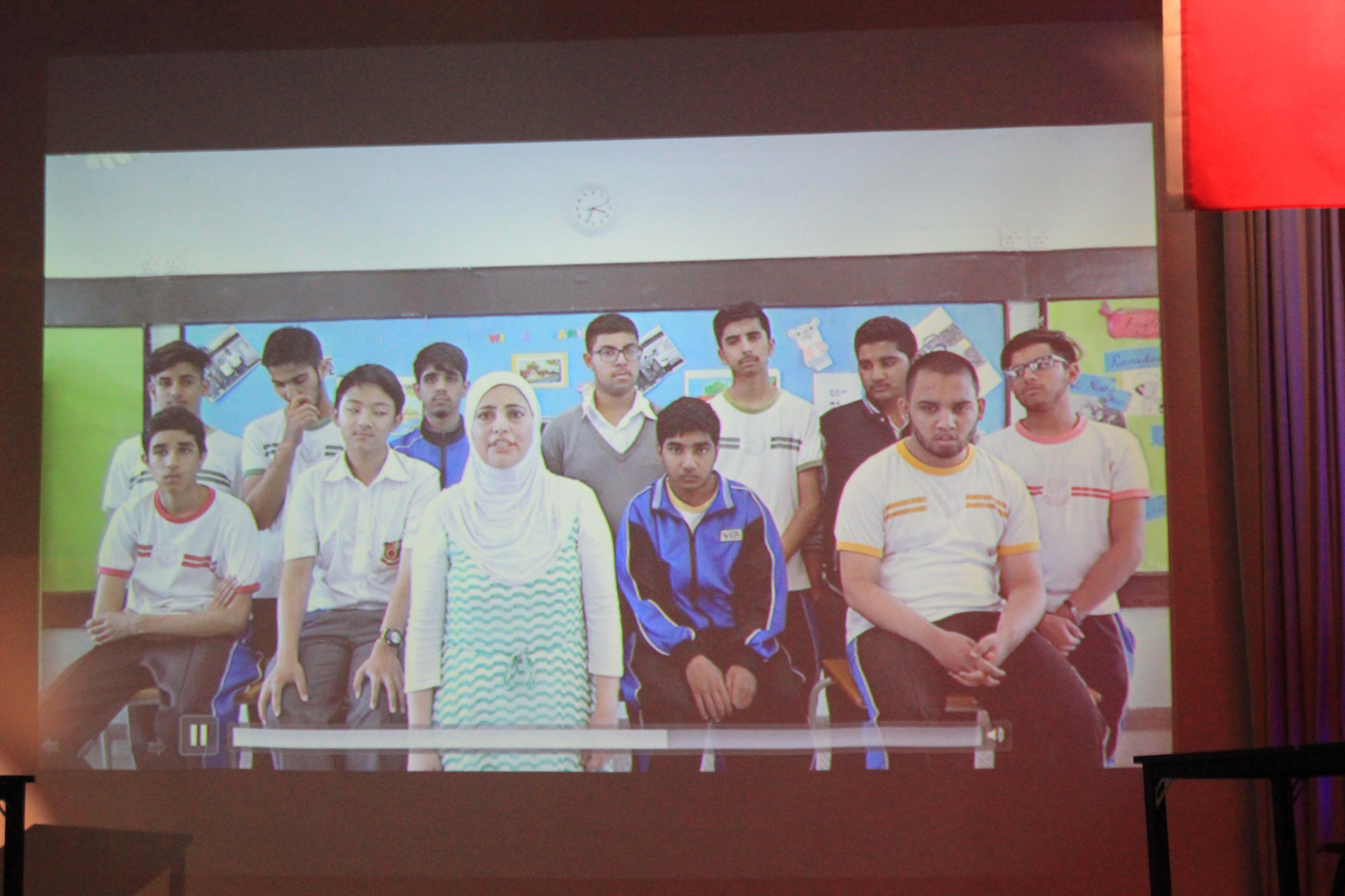 天主教慈幼會伍少梅中學的「中巴經濟走廊」高峰會活動相片4