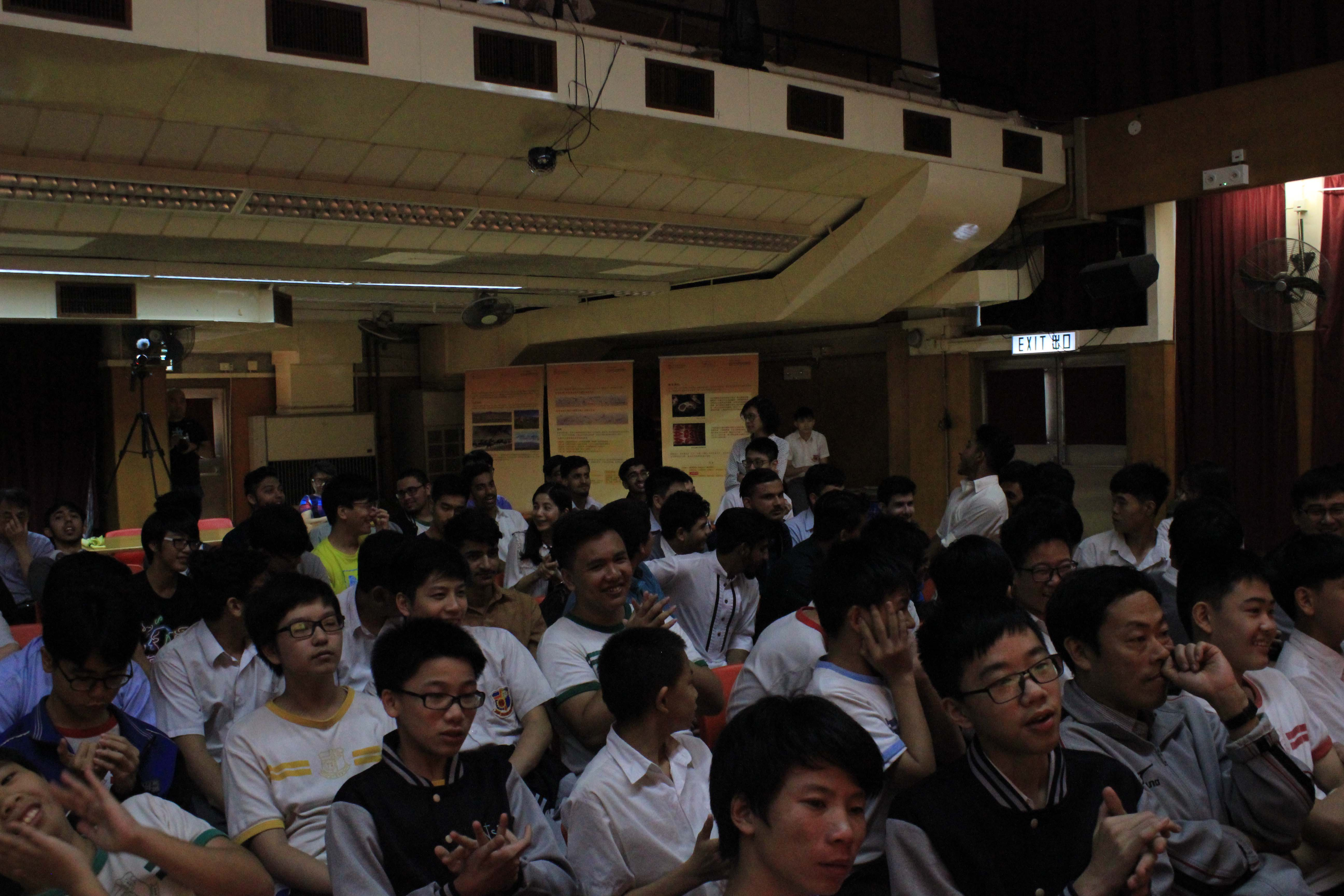 天主教慈幼會伍少梅中學的「中巴經濟走廊」高峰會活動相片9