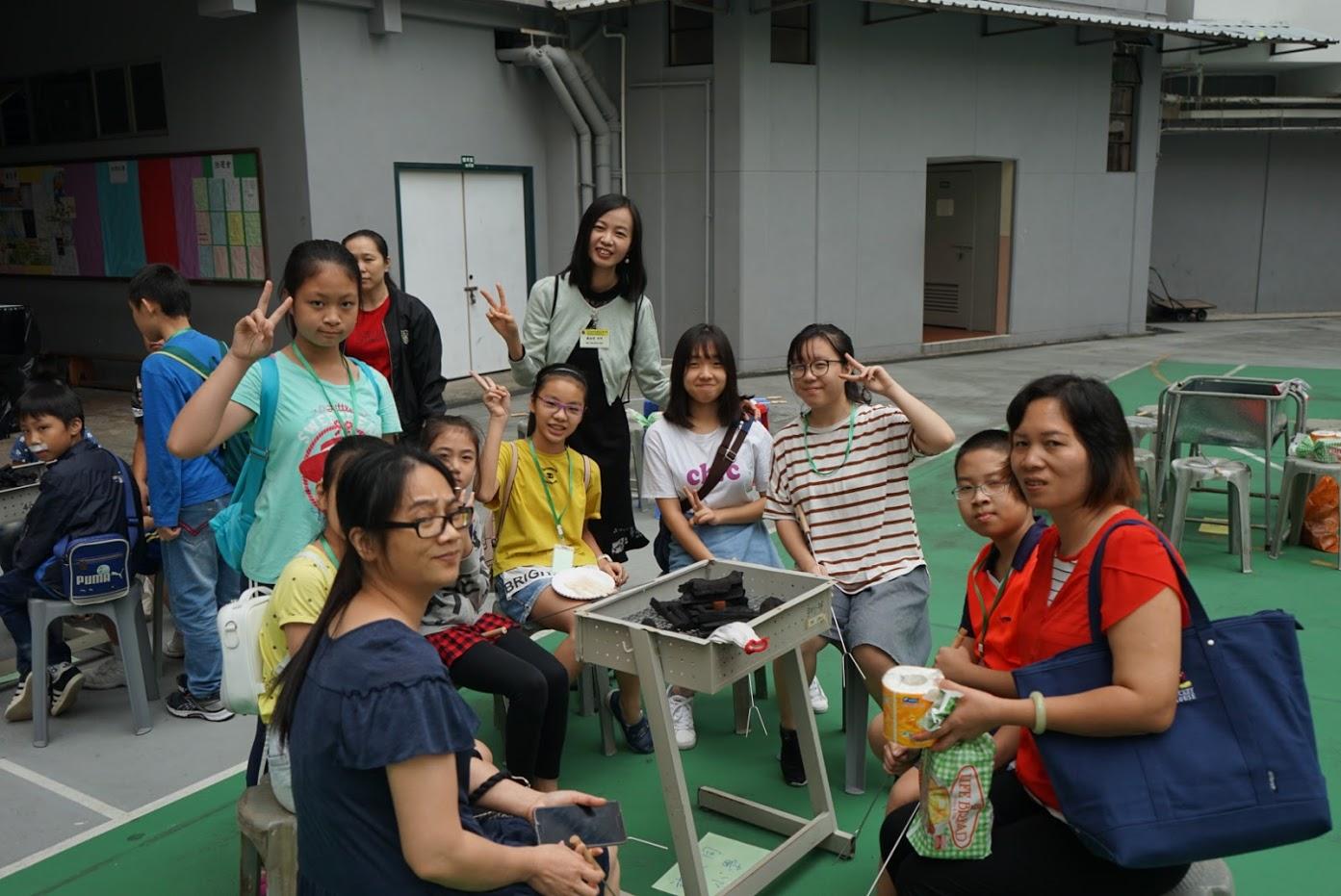 天主教慈幼會伍少梅中學的中學生活體驗日 - 活動精華相片26