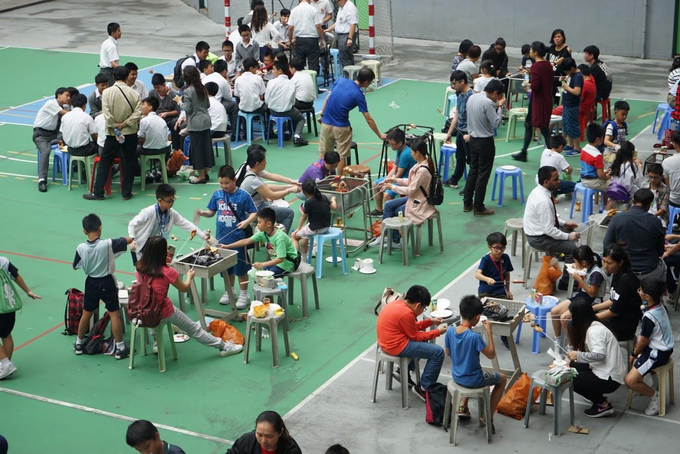 天主教慈幼會伍少梅中學的中學生活體驗日 - 活動精華相片27