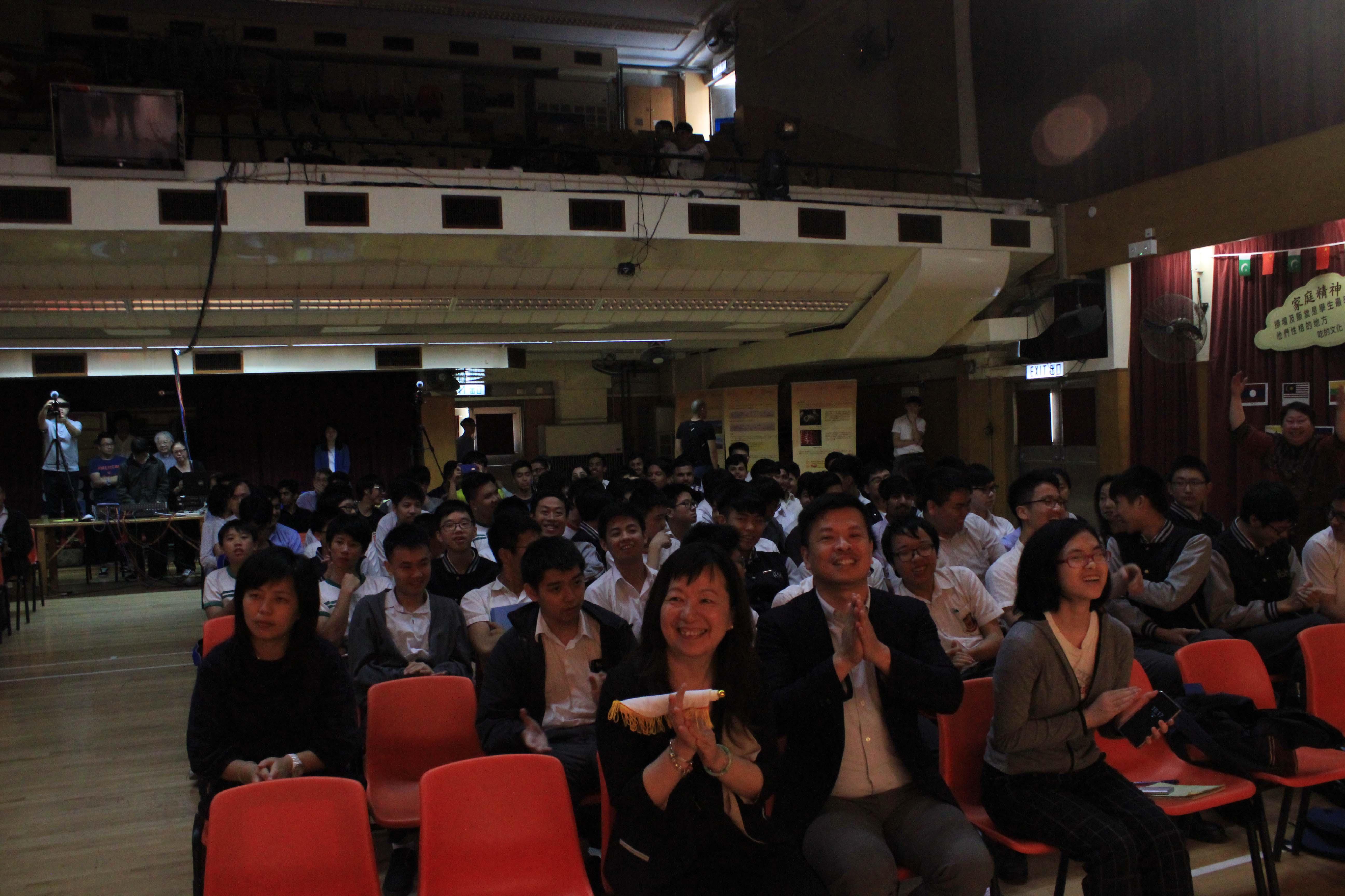 天主教慈幼會伍少梅中學的「中巴經濟走廊」高峰會活動相片6