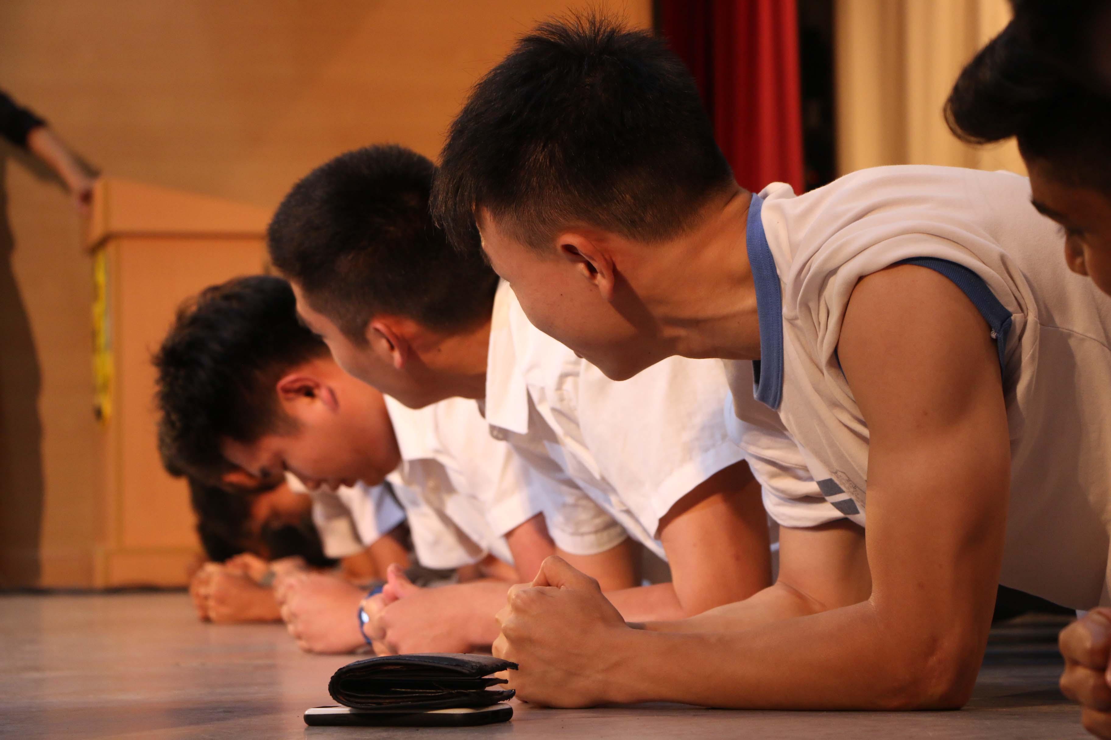天主教慈幼會伍少梅中學的優質教育基金 好精神 運動工作坊相片5