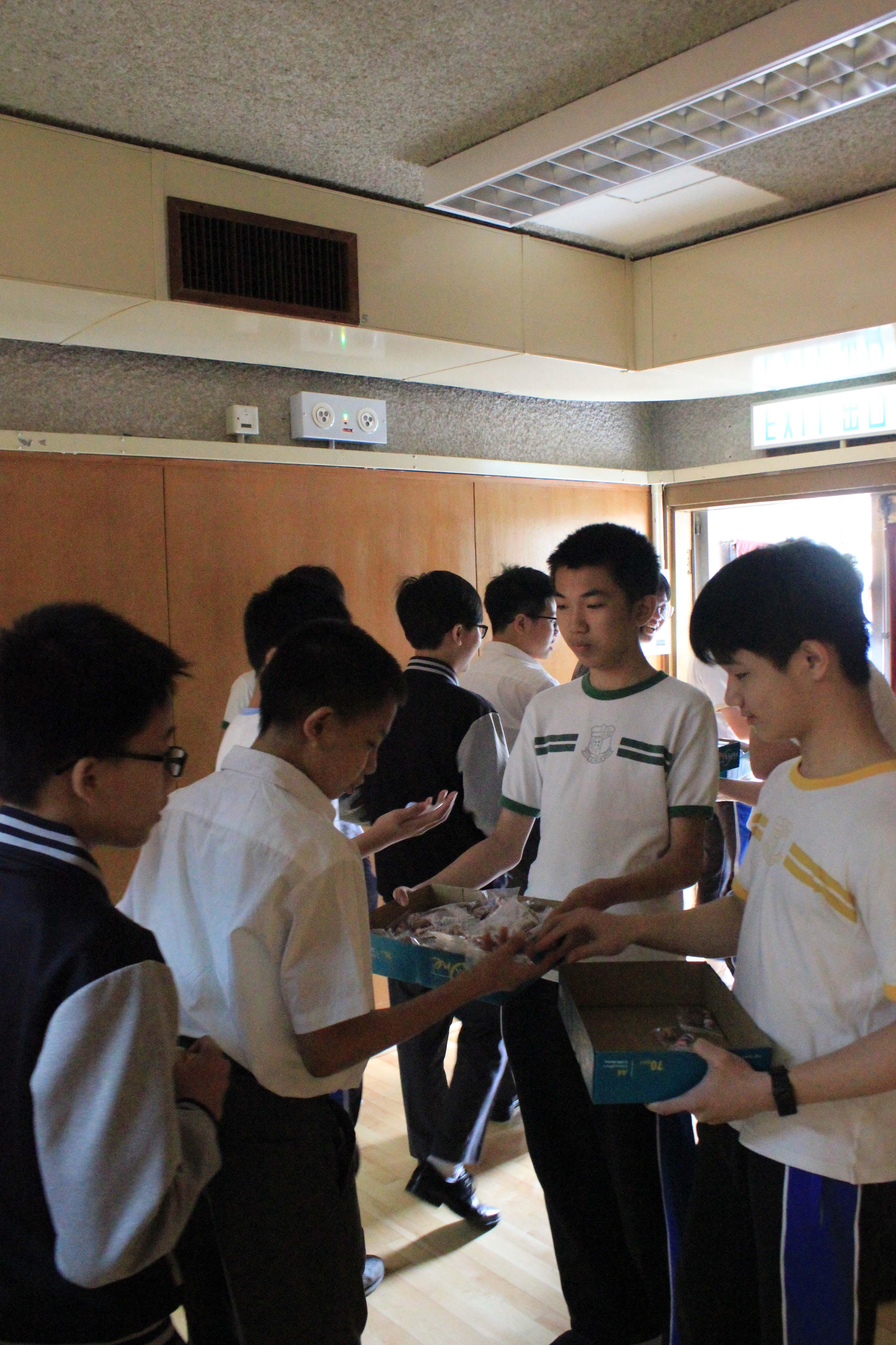 天主教慈幼會伍少梅中學的「中巴經濟走廊」高峰會活動相片12