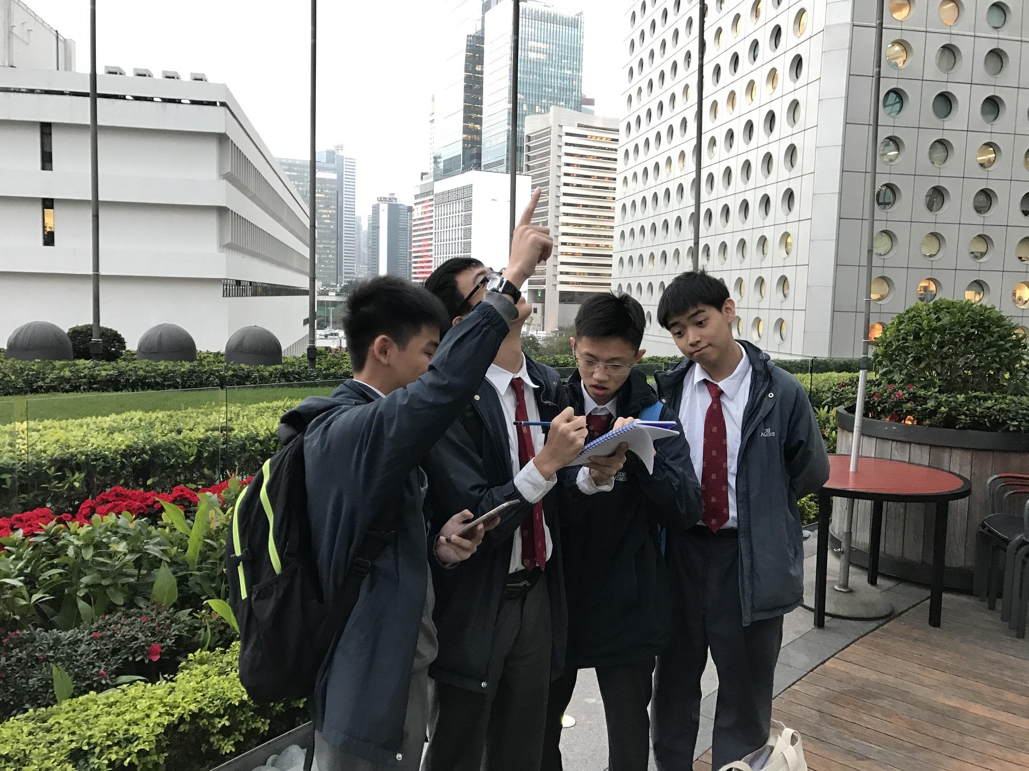 天主教慈幼會伍少梅中學的3D打印比賽銀獎 - 迷人的維港相片5