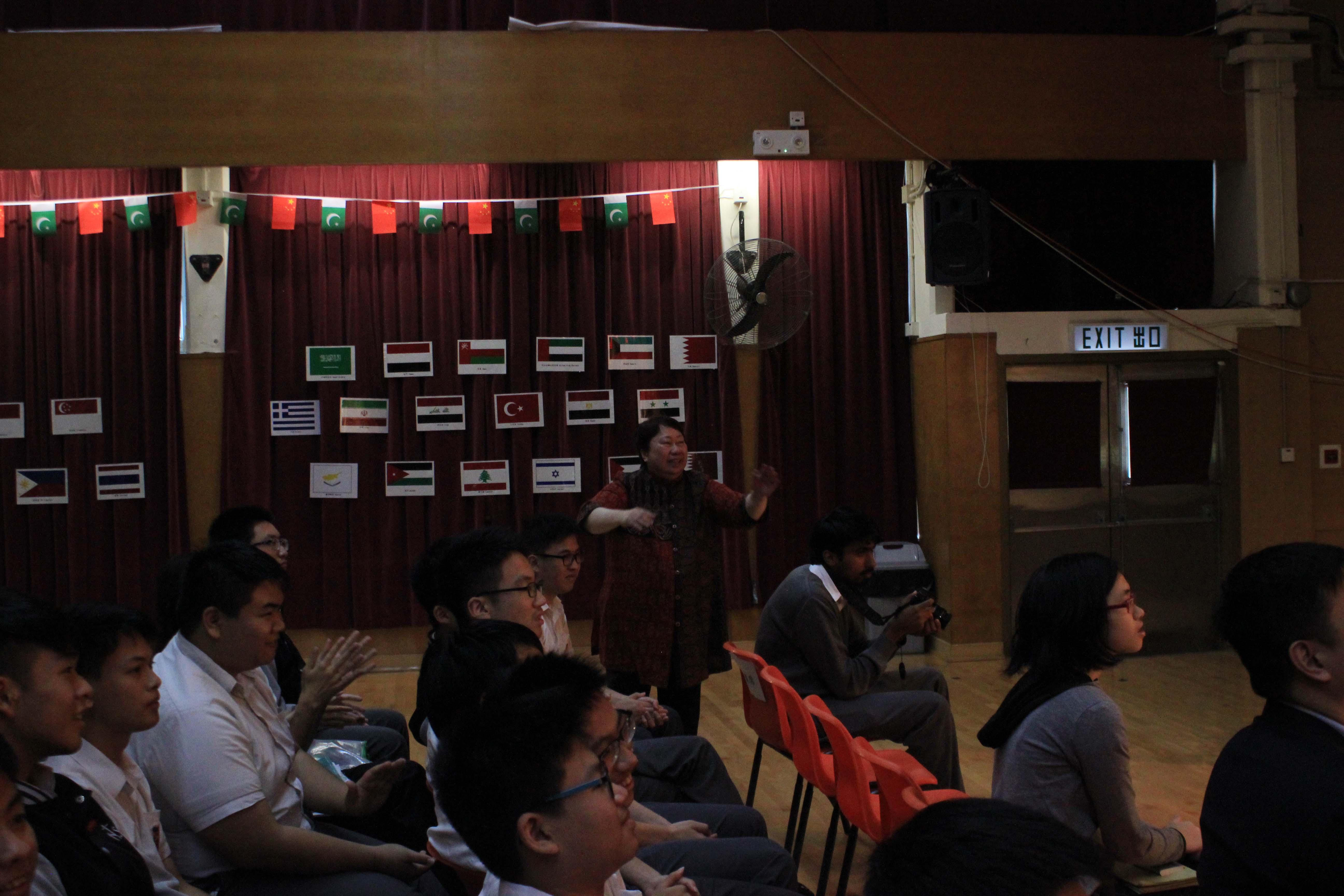 天主教慈幼會伍少梅中學的「中巴經濟走廊」高峰會活動相片8