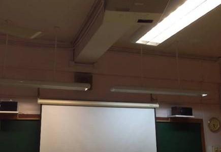 仁愛堂陳黃淑芳紀念中學的課室電腦設備相片1