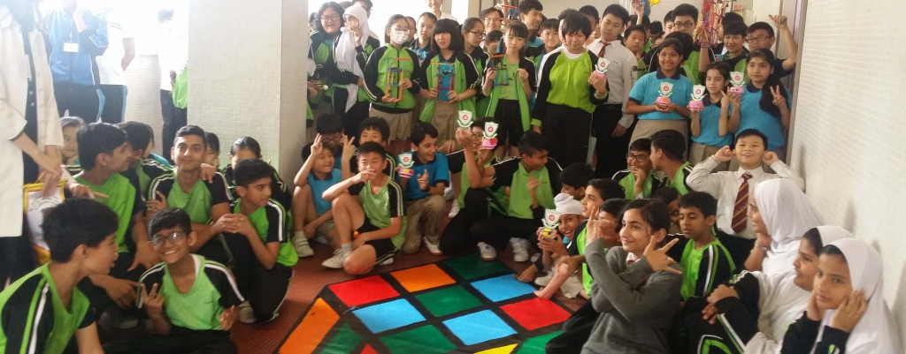 STEM Lesson for Tsuen Wan Trade Association Primary School